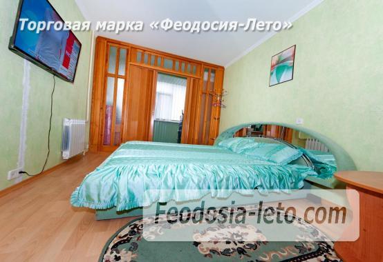 Феодосия 3-комнатная квартира длительно, улица Крымская, 84 - фотография № 2