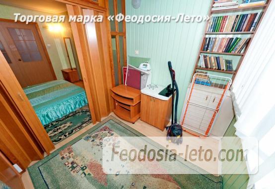 Феодосия 3-комнатная квартира длительно, улица Крымская, 84 - фотография № 3