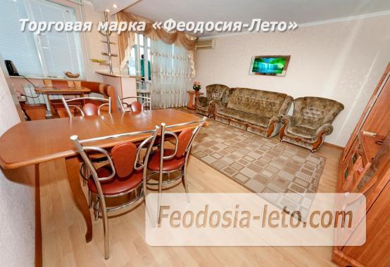 Феодосия 3-комнатная квартира длительно, улица Крымская, 84 - фотография № 4