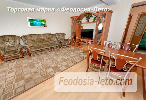 Феодосия 3-комнатная квартира длительно, улица Крымская, 84 - фотография № 5