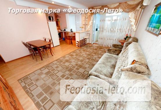 Феодосия 3-комнатная квартира длительно, улица Крымская, 84 - фотография № 6