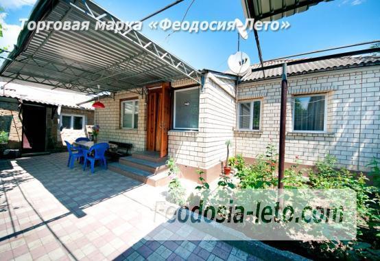 Дом для отдыха в Феодосии, улица Насыпная - фотография № 6