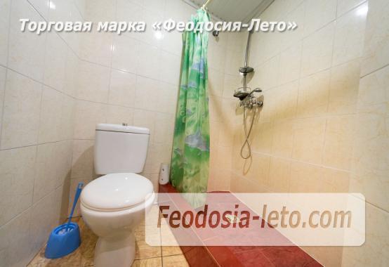 Дом для отдыха в Феодосии у моря на улице Насыпная - фотография № 19
