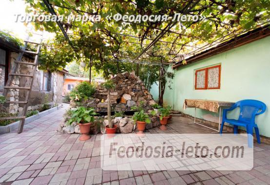 Дом для отдыха в Феодосии у моря на улице Насыпная - фотография № 20