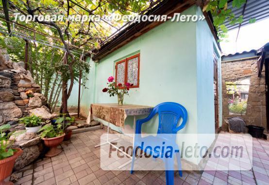Дом для отдыха в Феодосии у моря на улице Насыпная - фотография № 21