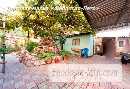 Дом для отдыха в Феодосии у моря на улице Насыпная - фотография № 22