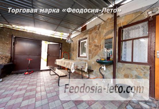Дом для отдыха в Феодосии у моря на улице Насыпная - фотография № 23