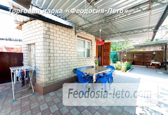Дом для отдыха в Феодосии у моря на улице Насыпная - фотография № 24