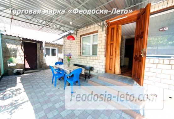 Дом для отдыха в Феодосии у моря на улице Насыпная - фотография № 25