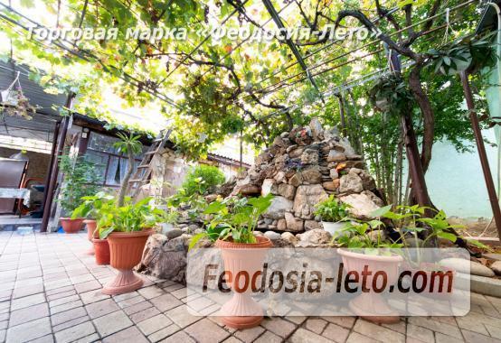 Дом для отдыха в Феодосии, улица Насыпная - фотография № 9