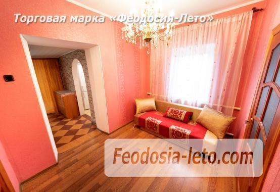 Дом для отдыха в Феодосии, улица Насыпная - фотография № 15