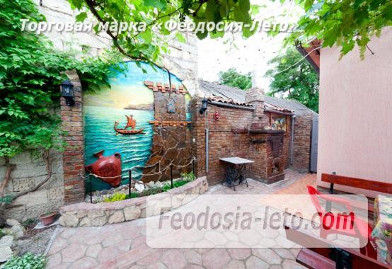 Дом у моря в г. Феодосия, улица Русская - фотография № 5