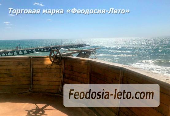 Эллинг с кухней на Золотом пляже в Феодосии - фотография № 4