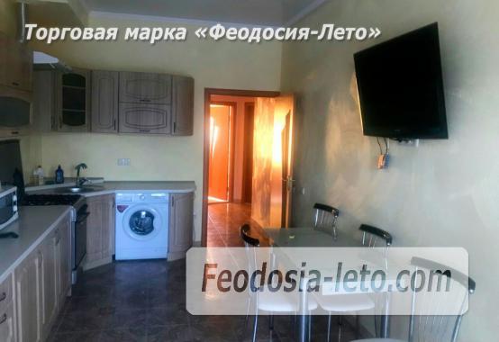 Эллинг с кухней на Золотом пляже в Феодосии - фотография № 6