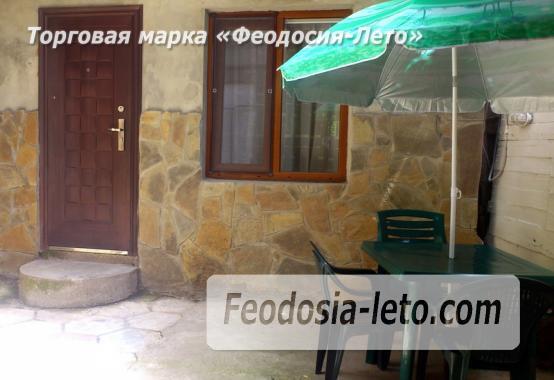 3 номера в частном секторе в Феодосии на улице Советская - фотография № 4