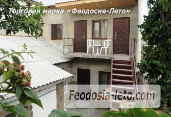 3 номера в частном секторе в Феодосии на улице Советская - фотография № 9