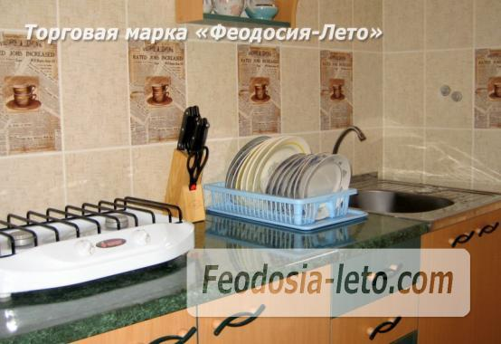 3 номера в частном секторе в Феодосии на улице Советская - фотография № 12