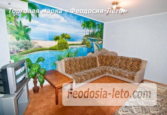 3 комнатная бесподобная квартира в Феодосии на улице Чкалова, 92 - фотография № 1