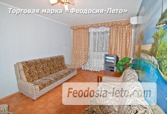 3 комнатная бесподобная квартира в Феодосии на улице Чкалова, 92 - фотография № 3