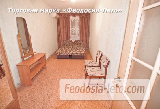 3 комнатная бесподобная квартира в Феодосии на улице Чкалова, 92 - фотография № 4