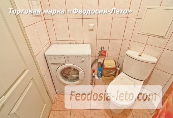 3 комнатная бесподобная квартира в Феодосии на улице Чкалова, 92 - фотография № 10