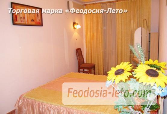 3 комнатная блистательная квартира в Феодосии на улице Крымская, 7 - фотография № 3