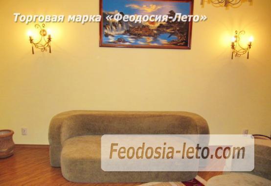 3 комнатная блистательная квартира в Феодосии на улице Крымская, 7 - фотография № 12