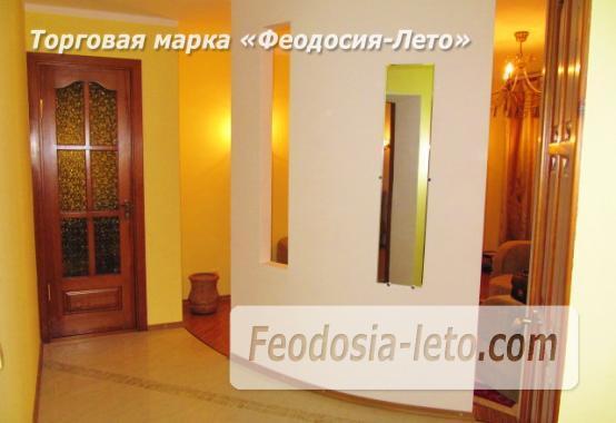 3 комнатная блистательная квартира в Феодосии на улице Крымская, 7 - фотография № 13