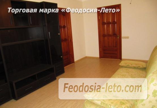 3 комнатная блистательная квартира в Феодосии на улице Крымская, 7 - фотография № 14