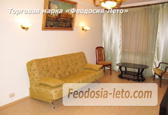 3 комнатная блистательная квартира в Феодосии на улице Крымская, 7 - фотография № 15