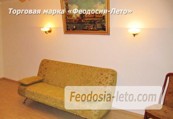3 комнатная блистательная квартира в Феодосии на улице Крымская, 7 - фотография № 16