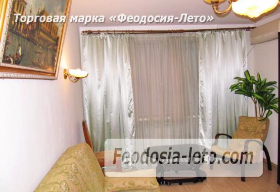 3 комнатная блистательная квартира в Феодосии на улице Крымская, 7 - фотография № 17