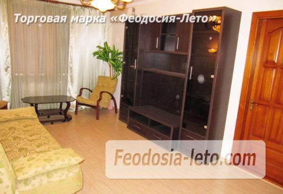 3 комнатная блистательная квартира в Феодосии на улице Крымская, 7 - фотография № 18