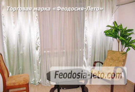 3 комнатная блистательная квартира в Феодосии на улице Крымская, 7 - фотография № 19