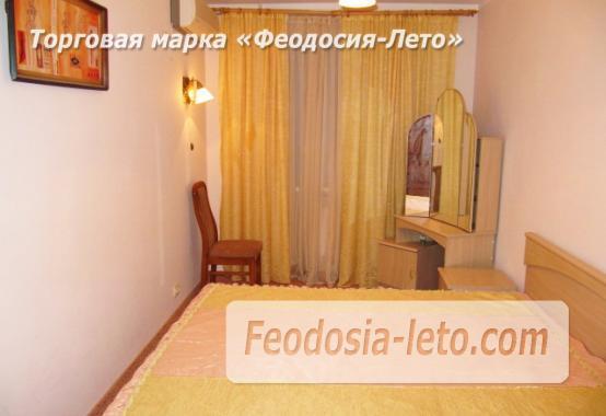 3 комнатная блистательная квартира в Феодосии на улице Крымская, 7 - фотография № 4