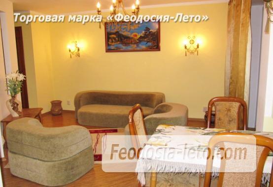 3 комнатная блистательная квартира в Феодосии на улице Крымская, 7 - фотография № 5