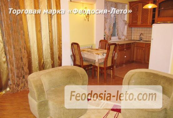 3 комнатная блистательная квартира в Феодосии на улице Крымская, 7 - фотография № 6