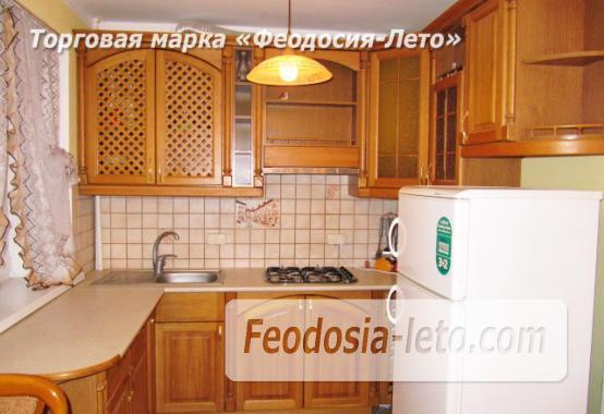 3 комнатная блистательная квартира в Феодосии на улице Крымская, 7 - фотография № 7