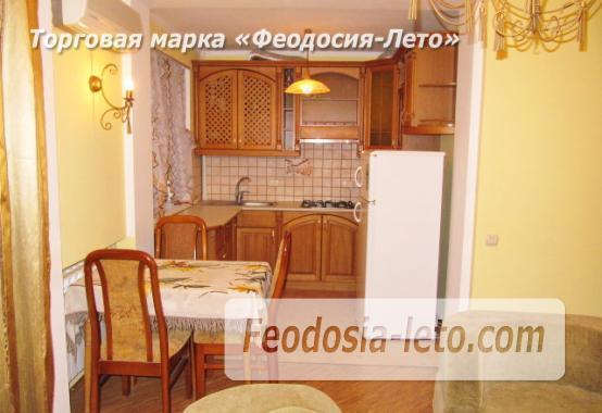 3 комнатная блистательная квартира в Феодосии на улице Крымская, 7 - фотография № 8