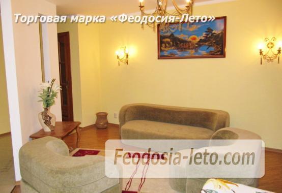 3 комнатная блистательная квартира в Феодосии на улице Крымская, 7 - фотография № 9