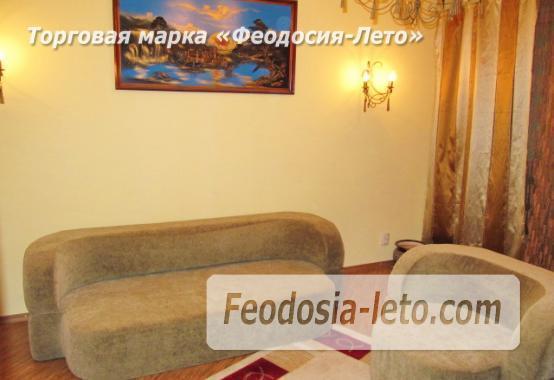 3 комнатная блистательная квартира в Феодосии на улице Крымская, 7 - фотография № 10