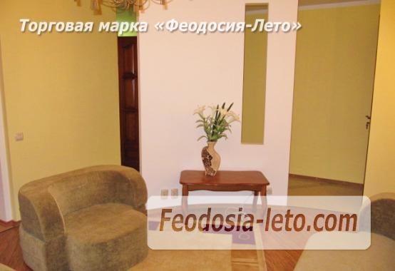 3 комнатная блистательная квартира в Феодосии на улице Крымская, 7 - фотография № 11