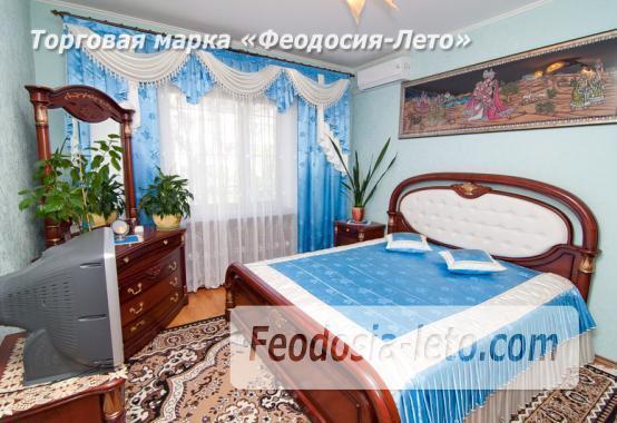 3 комнатная элитная квартира на улице Дружбы 42-А на Золотом пляже в Феодосии - фотография № 1