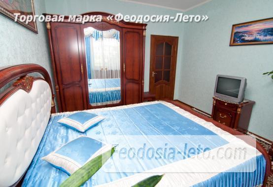 3 комнатная элитная квартира на улице Дружбы 42-А на Золотом пляже в Феодосии - фотография № 2