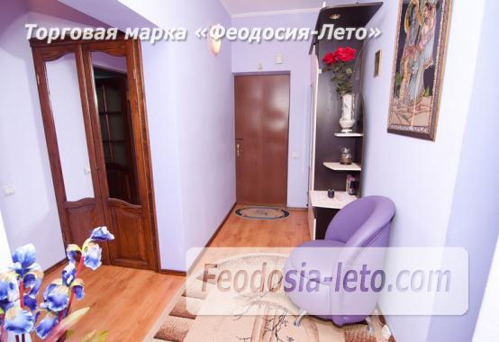 3 комнатная элитная квартира на улице Дружбы 42-А на Золотом пляже в Феодосии - фотография № 11