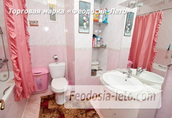 3 комнатная элитная квартира на улице Дружбы 42-А на Золотом пляже в Феодосии - фотография № 12