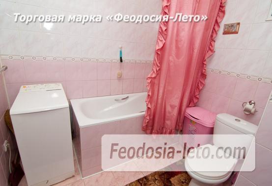 3 комнатная элитная квартира на улице Дружбы 42-А на Золотом пляже в Феодосии - фотография № 13