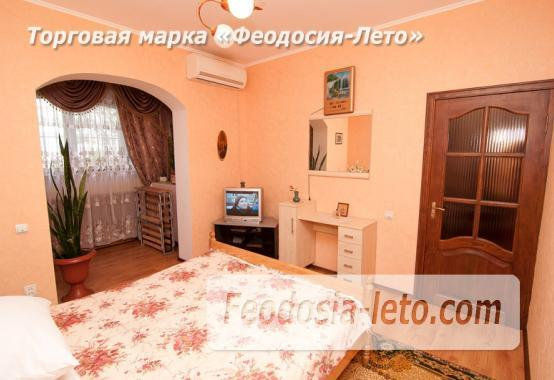 3 комнатная элитная квартира на улице Дружбы 42-А на Золотом пляже в Феодосии - фотография № 3