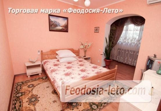 3 комнатная элитная квартира на улице Дружбы 42-А на Золотом пляже в Феодосии - фотография № 4