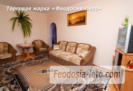 3 комнатная элитная квартира на улице Дружбы 42-А на Золотом пляже в Феодосии - фотография № 5